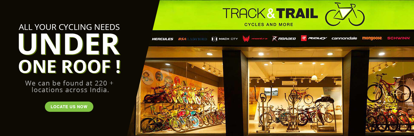 Track and Trail Bicycles