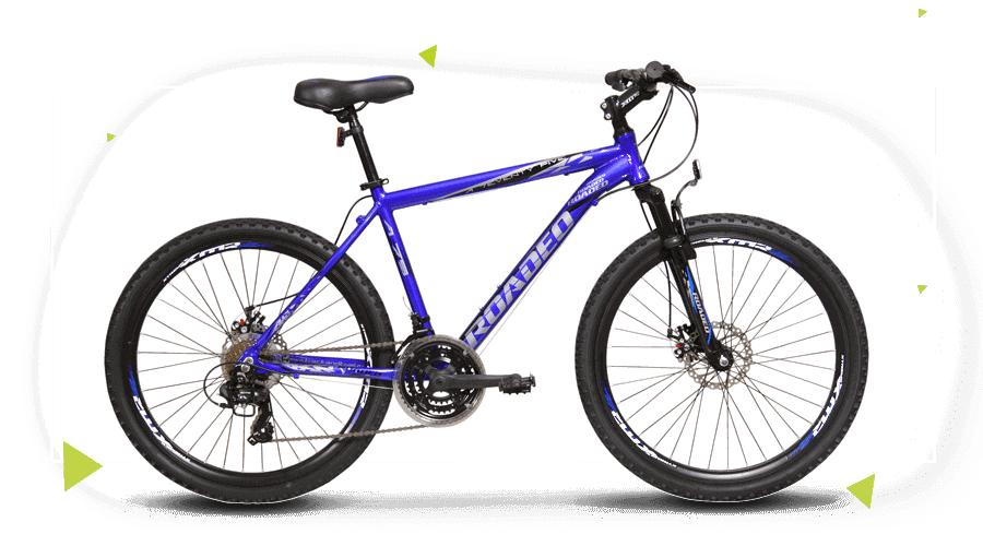 Roadeo A75 Medium Nickel Blue