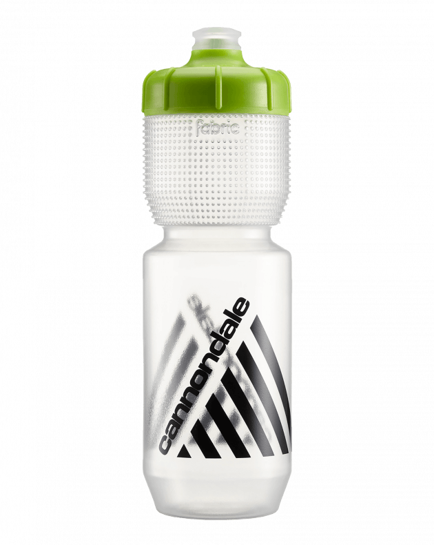 Cannondale Clear Bottle 750Ml Bottles & Cages Clear/Green