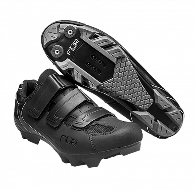 FLR MTB F-55 Shoes&Accessories Black 44