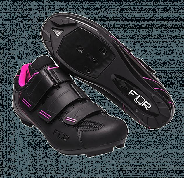 FLR Road F-35 Shoes&Accessories Black/Pink 38
