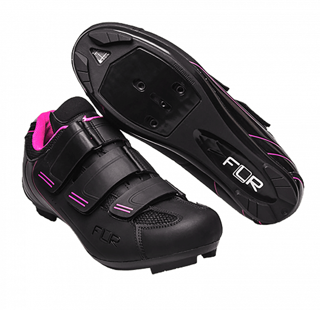 FLR Road F-35 Shoes&Accessories Black/Pink 42