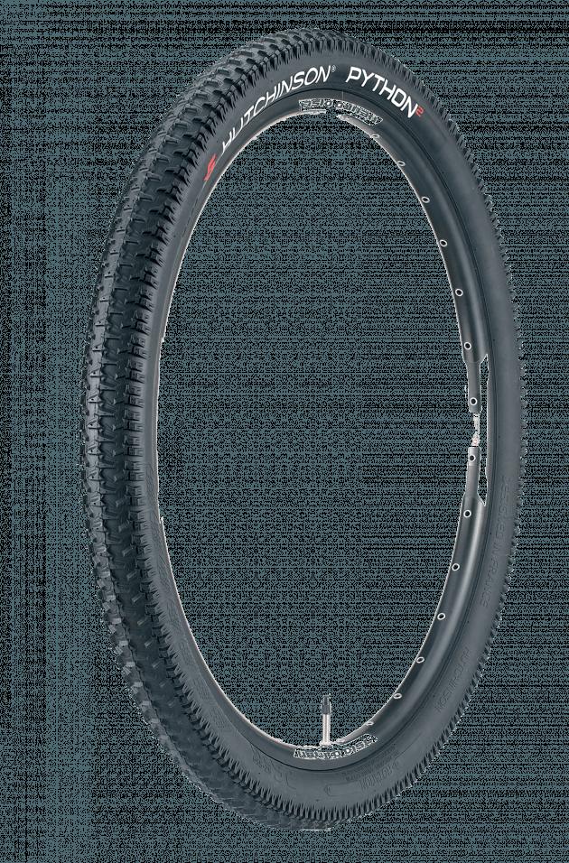 Hutchinson Python 2 XC - Tubeless Ready Tyres Black 29X2.1