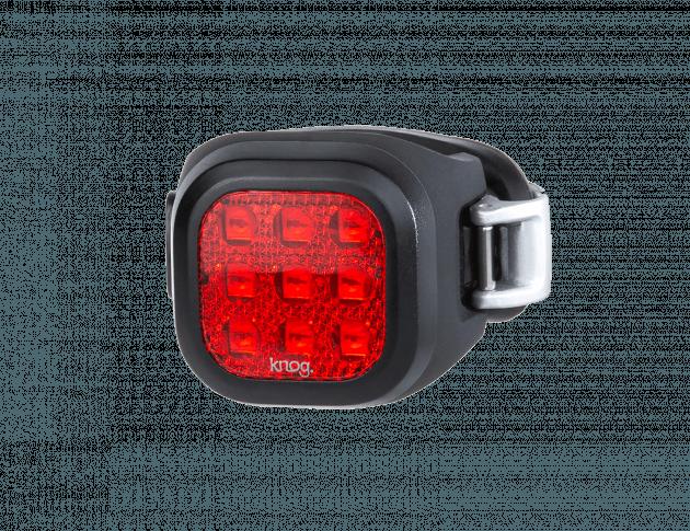 Knog Blinder Mini Niner Rear Lights Black