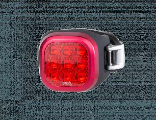 Knog Blinder Mini Niner Rear Lights Red