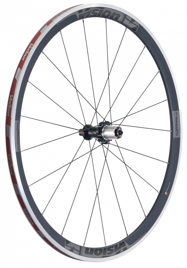 Vision Trimax Carbon 35 Wheel 35Mm