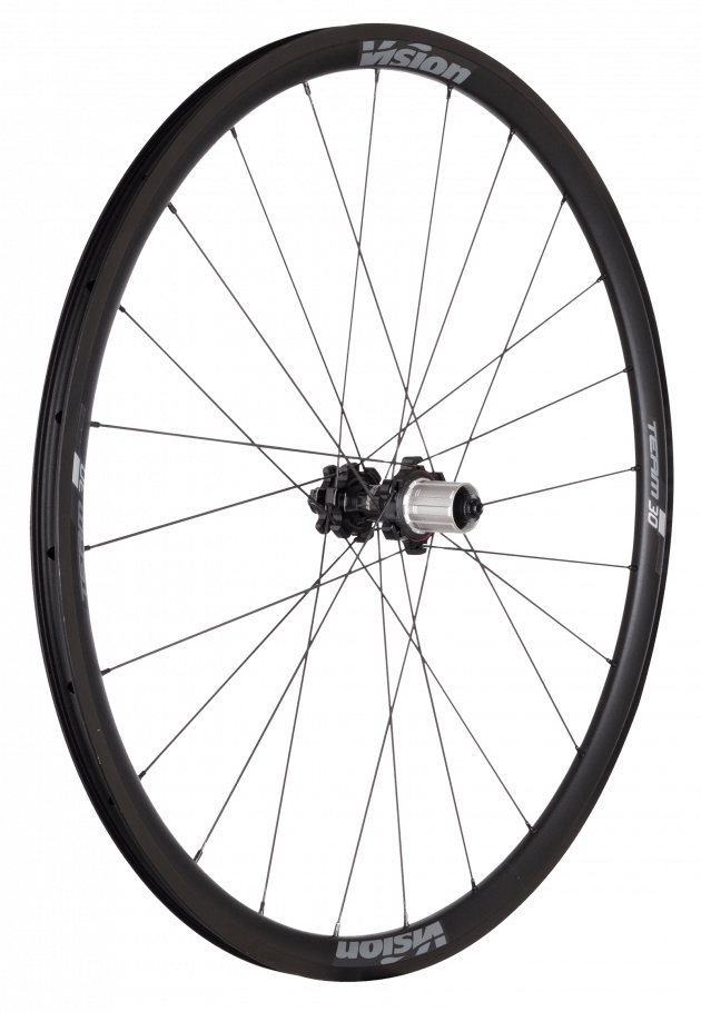 Vision Team 30 Disc Wheel 30mm GRAY 6B