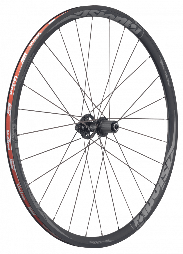 Vision Team 30 Disc Wheel 30mm GRAY CL