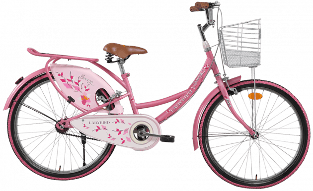 BSA Ladybird Breeze 26T Flamingo Pink