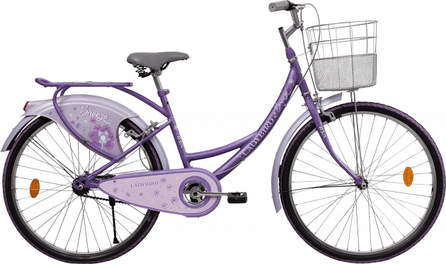 BSA Ladybird Breeze 26T Lavender Purple
