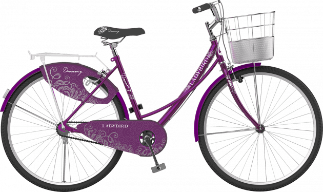 BSA Ladybird Dreamz 26T Egyptian Violet