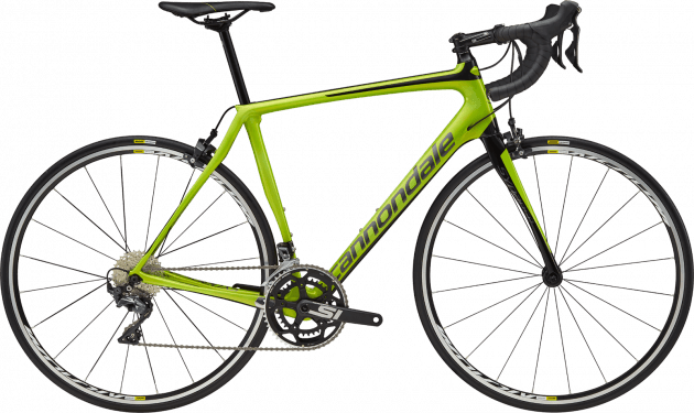 Cannondale Synapse Carbon (Ultegra) 51 cm Acid Green