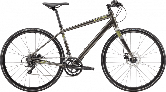 Cannondale Quick3 Disc