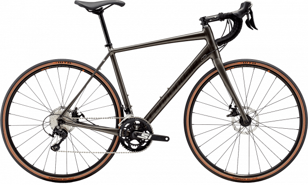 Cannondale Synapse Alloy Disc (105) Se Small Black
