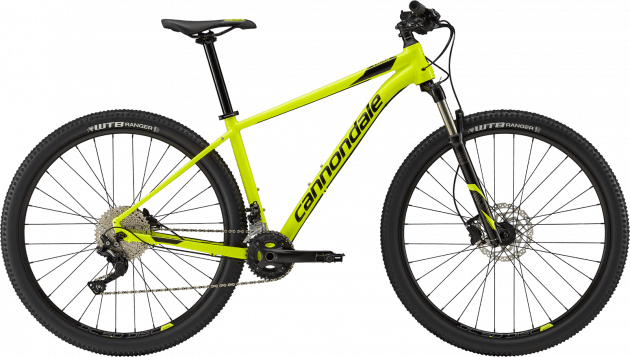 Cannondale Trail 4 (27.5)  Large Volt Yellow