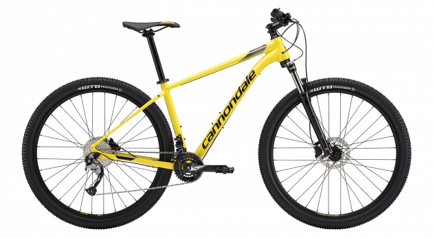 Cannondale Trail 6 [27.5] (M/17.3) Yellow (2019)
