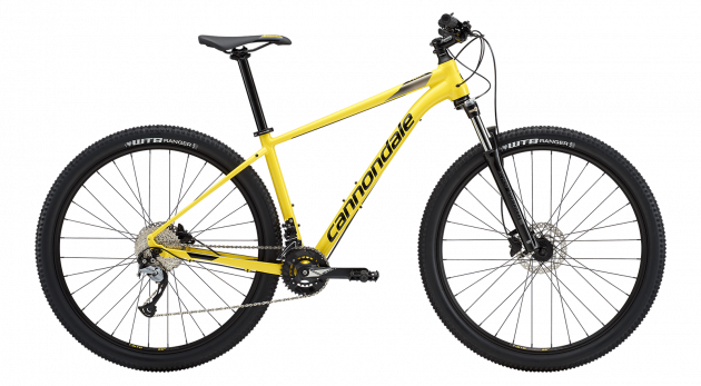 Cannondale Trail 6 [29] (L/18.9) Yellow (2019)