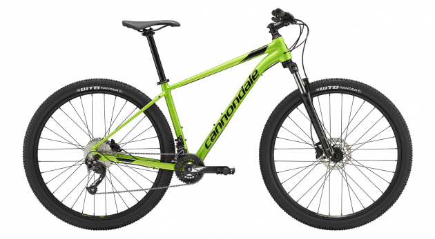 Cannondale Trail 7 [27.5] (S/13.6) Green (2019)