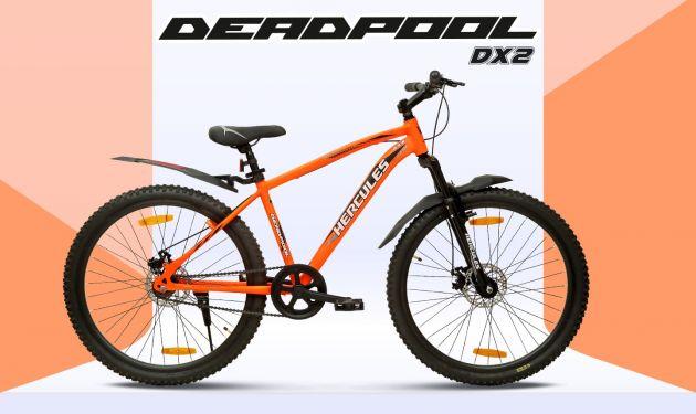 Deadpool HT DX2