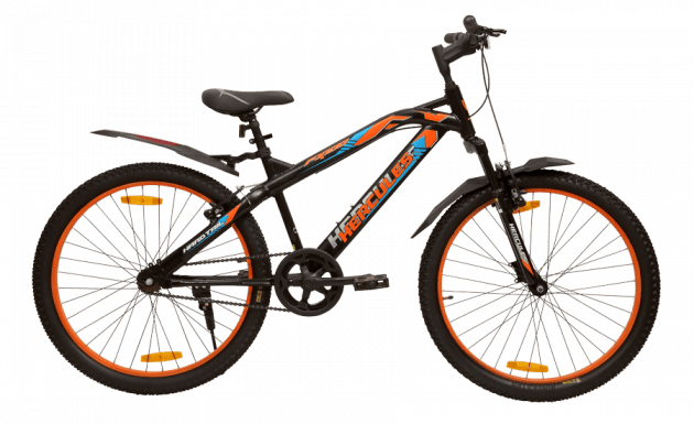 Hercules Top Speed FX100 26T Neon Orange Rim