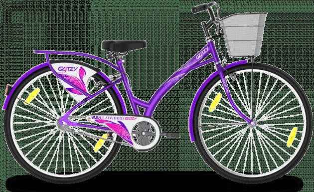 BSA Ladybird Glitzy 26T Sporty Purple