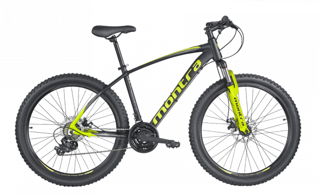 Montra Madrock 29T Neon Yellow