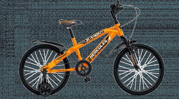 Hercules Rambo 20T Neon Orange