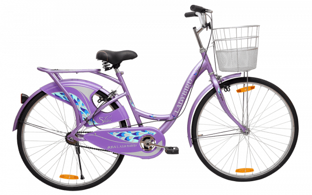 BSA Ladybird Shine 26T Lavender Purple